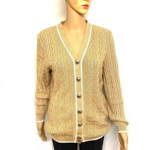 Mita Button Down Sweater